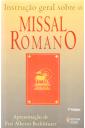 Instrução Geral Sobre o Missal Romano